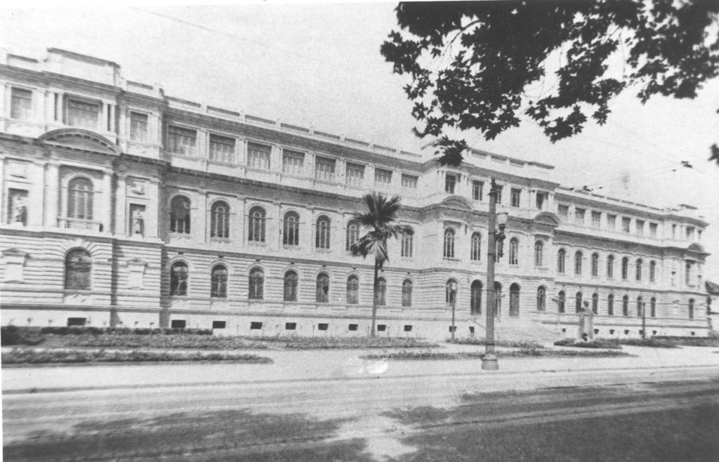 Criação da Faculdade de Filosofia, Ciências e Letras da USP (FFLC)