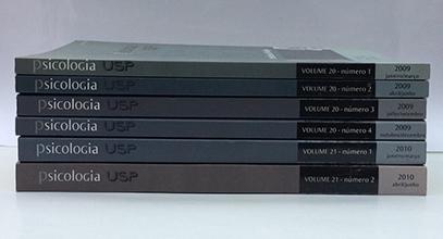 RevistaPsicologia USP